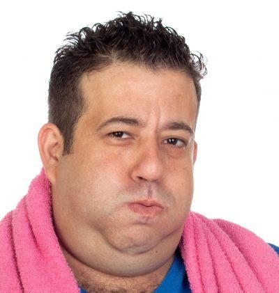 GLP-1ダイエットをやりたい太った人