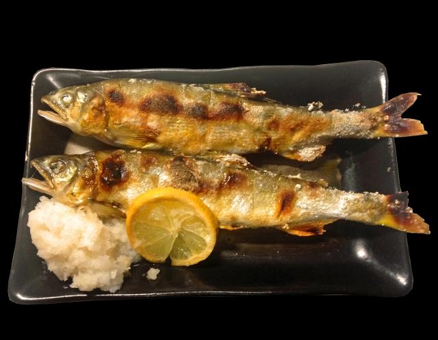 ビタミンB1を分解するチアミナーゼを含む川魚