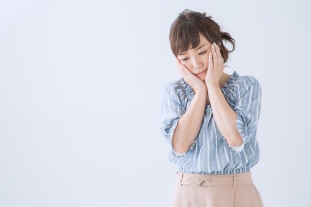 絶食後の回復食で食べ過ぎて失敗した女性