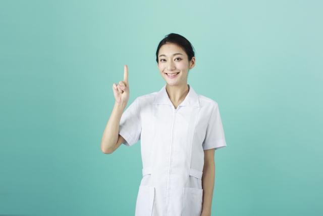 GLP-1不足を提言する看護師