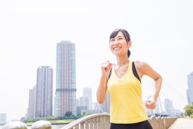 食事制限だけでなく運動も取り入れ美しく痩せる