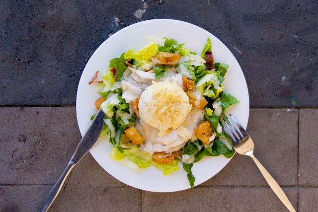 サラダチキンとゆで卵ダイエット