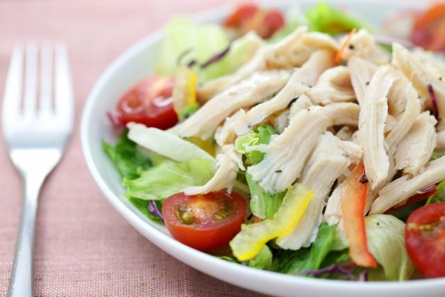 サラダチキンダイエット失敗3つの理由!なぜ逆に太った?