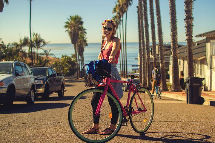 効果的な自転車ダイエットを始めよう!