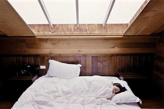 睡眠を7〜8時間とる